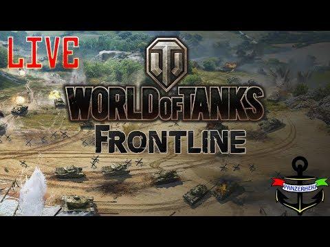 World of Tanks-FrontLine-/Live/-No pro-No skill-No GG...#egyszeregyévben thumbnail