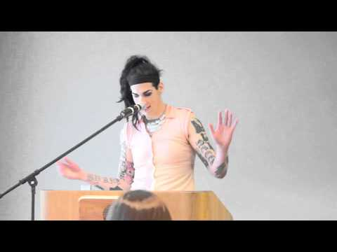 Zooey Pook on Heteronormative Privilege and the Construction of LGBT Identity