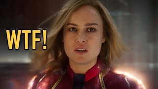 Cosas que no tienen sentido en Captain Marvel