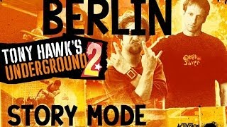 Tony Hawk's Underground 2 Walkthrough: Story Mode - Berlin  [Part 4](Tony Hawk's Underground 2 Walkthrough on Sick difficulty Story Mode - Berlin (Part 4) !- Note: Music was removed to avoid copyright issues. -! Berlin goals: ..., 2013-12-25T00:17:31.000Z)
