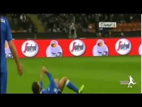 Sami Khedira Injury Vs. Italy Nov. 2013