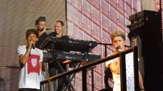One Direction - Cmon Cmon - HD 19-10-13 Brisbane