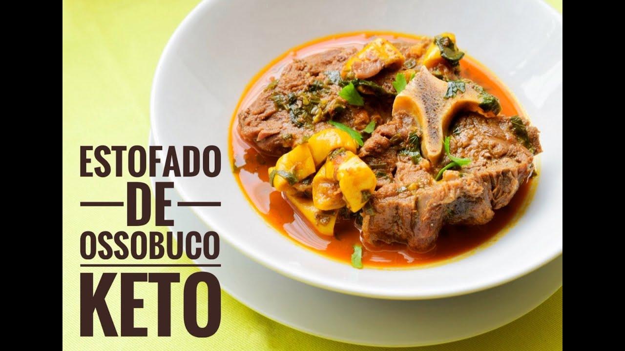 ESTOFADO DE OSSOBUCO KETO