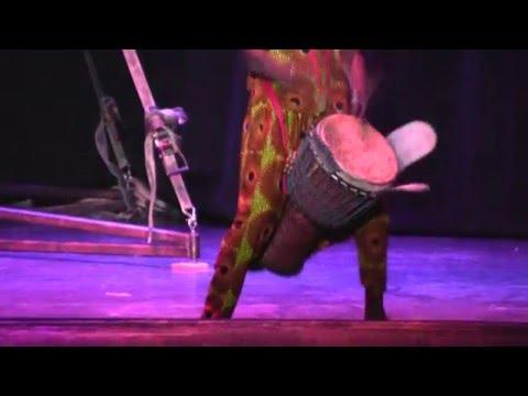 Cirque Zuma Zuma @ Hopewell Cultural Festival 2016