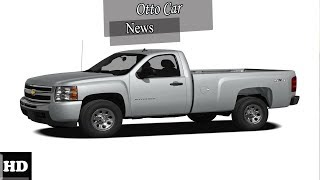 Hot News !!! 2018 Chevrolet Silverado 1500 Exterior and Price Overview
