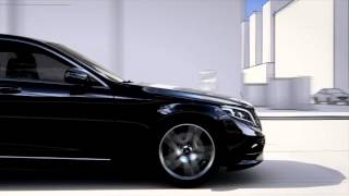 PRE-SAFE -- Vehicle Safety and Accident Avoidance --Mercedes-Benz