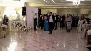 Флэшмоб на свадьбе by b-boy Artist