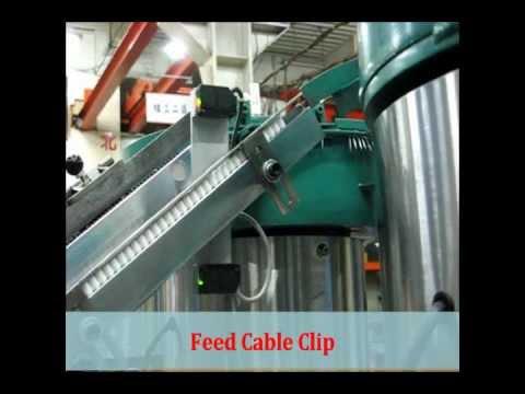 UTA Cable Clip Assembly Machine (SB04)