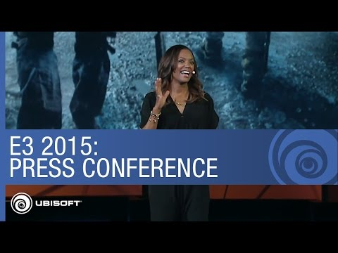 E3 2015 Ubisoft Press Conference