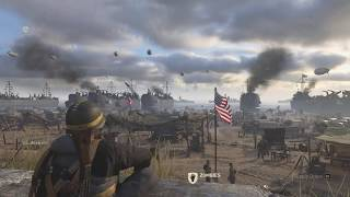 Call of duty WWII glitches. 2 jump out of map glitches & on top of ...