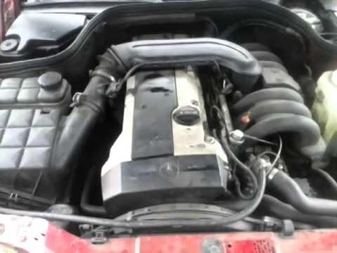 Mercedes c280 (w202) Выход из строя ДМРВ (MAF sensor)