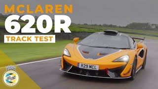 McLaren 620R track review   Is this the ultimate track day McLaren?