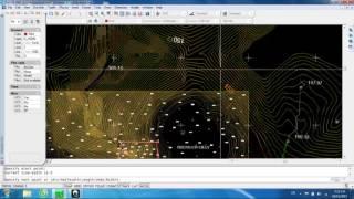 Hướng dẫn chạy đường bằng phần mềm Nova TDN 2004 đầy đủ nhất