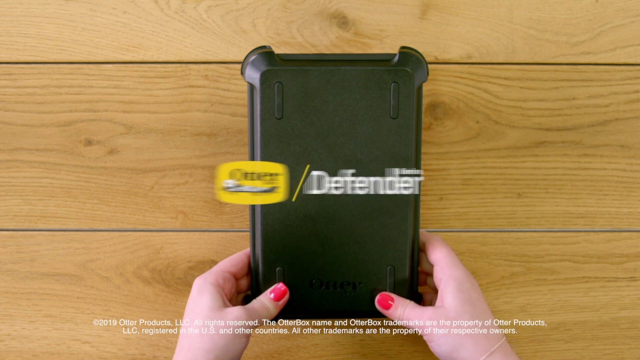 """check out 5d37e f9be9 Samsung Galaxy Tab A 8.0"""" (2018), Defender Series Installation"""