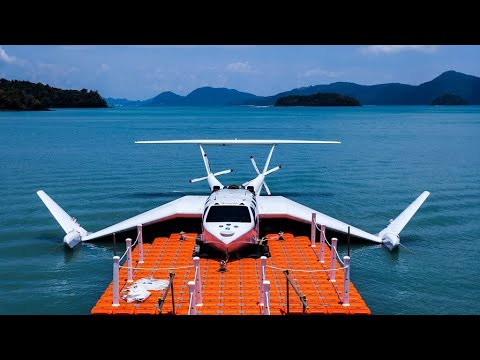 ✅ Amazing Machines & Watercrafts that you will not believe Exist