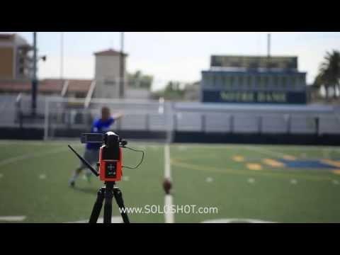SOLOSHOT - film yourself