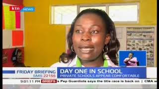 Kenya's new curriculum kicks off from pre-primary one to grade three