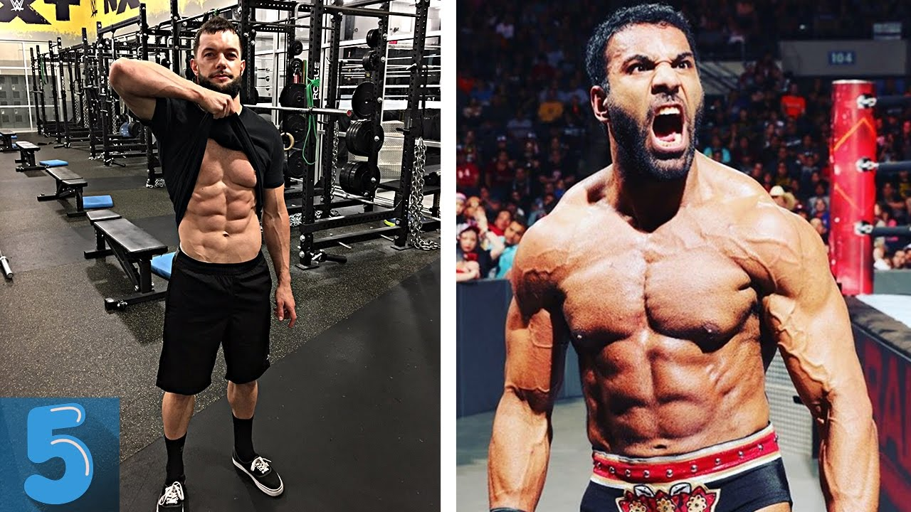 5 current wwe wrestlers with the best physiques 2017 youtube