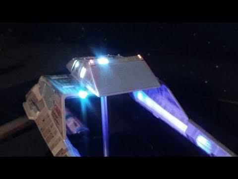 Vulcan WarpSled Build