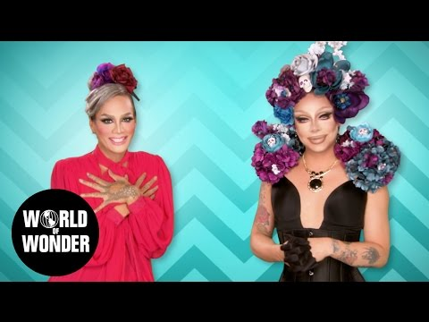 FASHION PHOTO RUVIEW: All Stars 2 with Raja and Raven - RuPaul's Drag Race