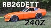 Datsun 240Z RB26DETT Swap Project