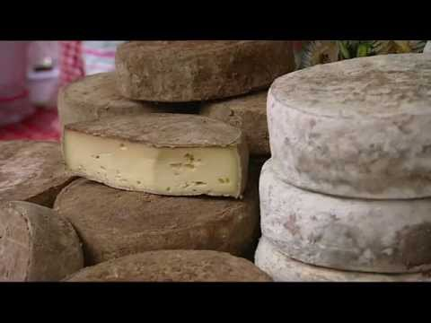 France & Spain, Basque and Ossau Iraty Cheese Preview of Cheese Slices Season 3
