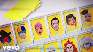 Sam Fischer, Demi Lovato - What Other People Say (Lyric Video)