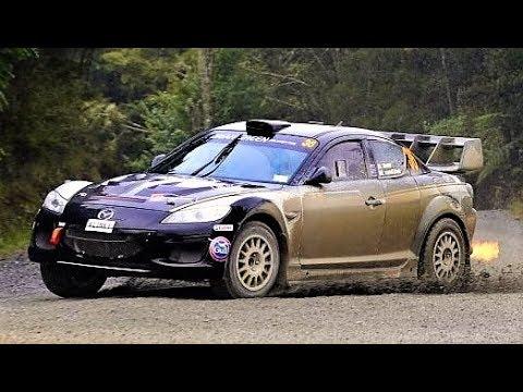 3 Rotor 20b Mazda RX8 // Screaming Sound RallySprint Monster