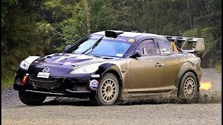 3 Rotor 20b Mazda RX8 // Screaming Sound RallySprint Monster