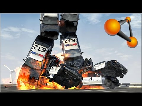 BeamNG Drive Stressed Out #5