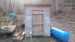 Water Well/Pump House Freeze Protection Made Simple and Cheap