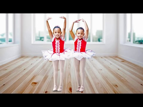 Twins First Dance