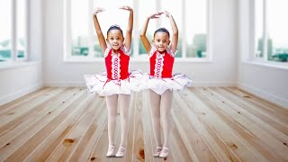 6-YEAR OLD TWINS FIRST DANCE RECITAL! *SPECIAL VIDEO*
