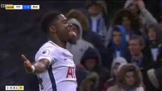 Download Video Tottenham vs Brighton 2-0  -  All Goals & Highlights 13/12/2017 MP3 3GP MP4