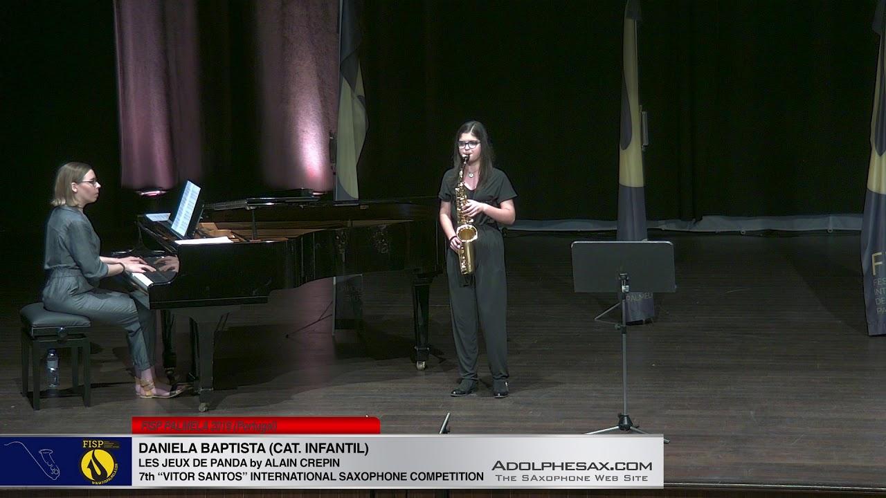 FIS PALMELA 2019   Daniela Baptista   Les Jeux de Panda by Alain Crepin