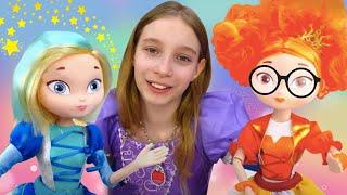Видео для девочек про игры в куклы Барби и Сказочный Патруль. Принцесса София и Клиника игрушек