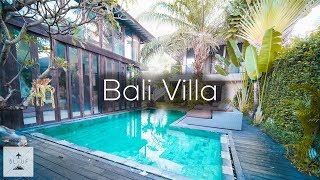 Gambar cover Bali Places to Stay: 3-in-1 Tour of Villa, AirBnB & Hotel
