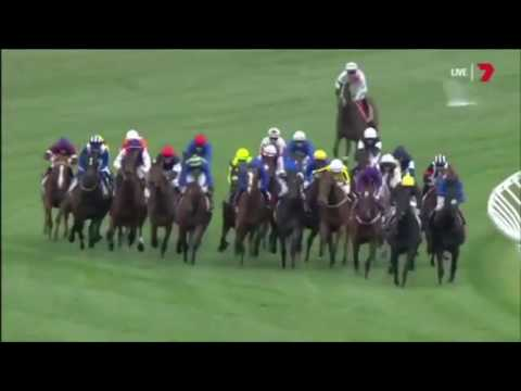 2016 Emirates Melbourne Cup (Full Race)