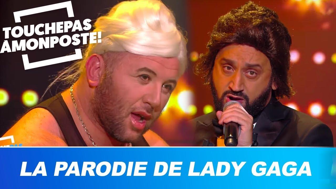 Cyl Hanouna et Mokhtar parodient Lady Gaga et Bradley Cooper !