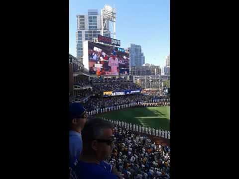MLB All Star Game San Diego Starting Lineups