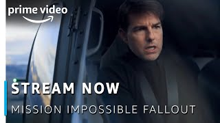 Tom Cruise: Mission Impossible Fallout | Stream Now | Amazon Prime Video