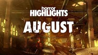 A quick taster of the dark delights we have for August on Horror #WeAreHorror#MoviesOnHorror
