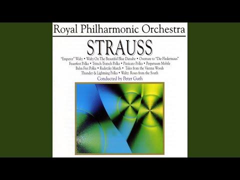 Waltz on the Beautiful Blue Danube, Op. 314
