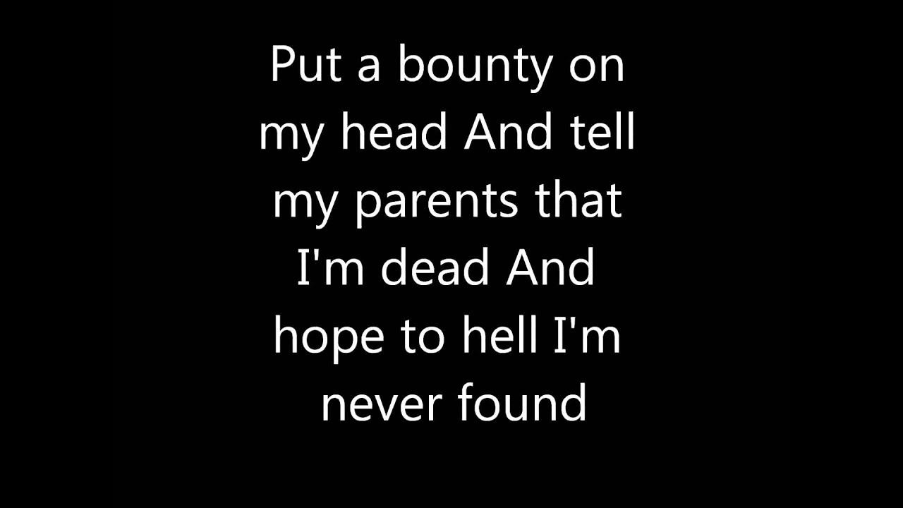 Nickleback Follow You Home Lyrics
