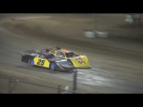 IMS Late Model feature Independence Motor Speedway 5/5/18