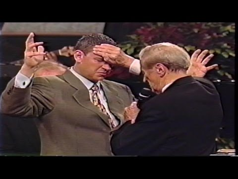 Camp Meeting 1998 ~ Monday night Part 1 ~ RW Schambach