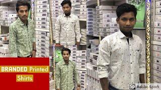 Branded Printed Shirts by Bajson Shirts (Part-3) thumbnail