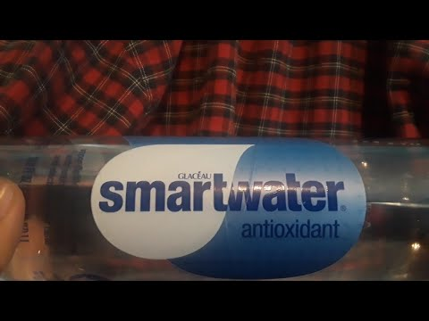 Reviewing New - Smartwater Antioxidant