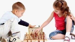 Почему шахматы так важны для детей в раннем возрасте?