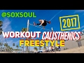 WORKOUT FREESTYLE 2017 MIX CALISTHENICS Soxsoul mp3